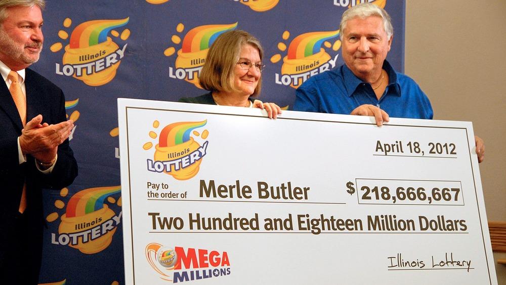 Mega Millions lottery winners announced