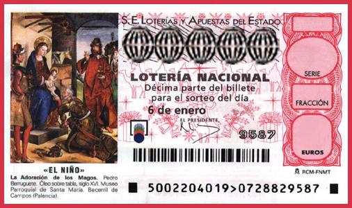 el nino lottery