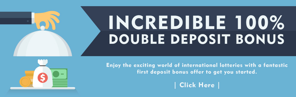 Play Biggest Jackpot Lotteries Online - %100 Deposit Bonus