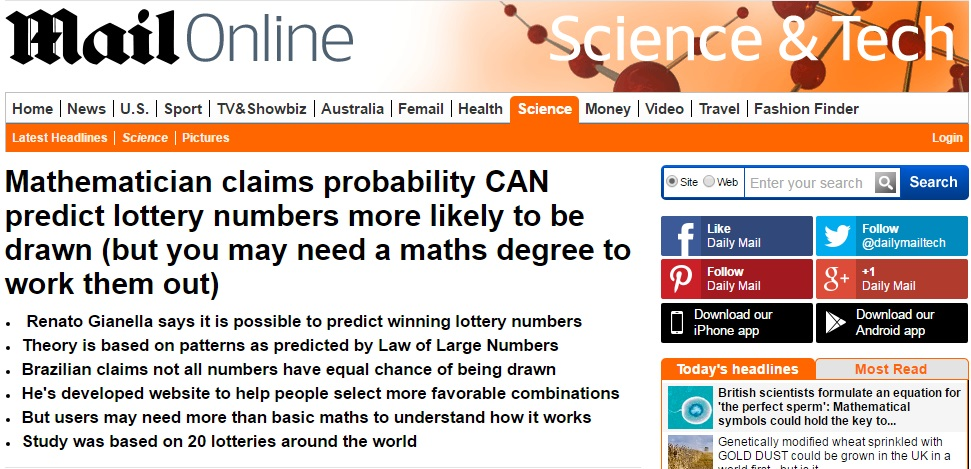 So Called Expert Mathematician Must Have Lost His Marbles