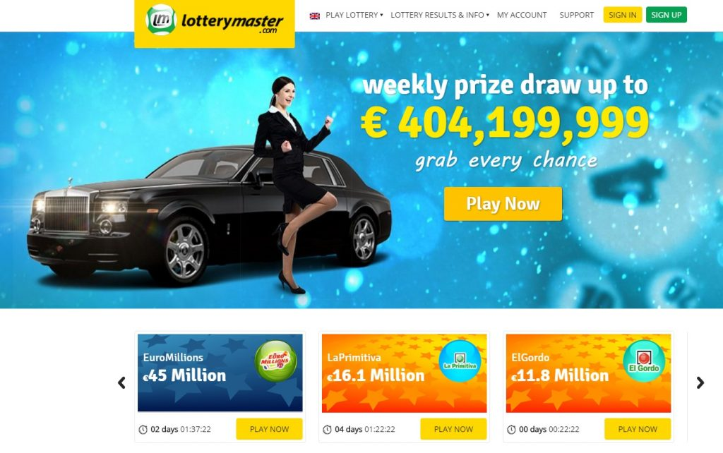 LotteryMaster Review - LotteryMaster.com
