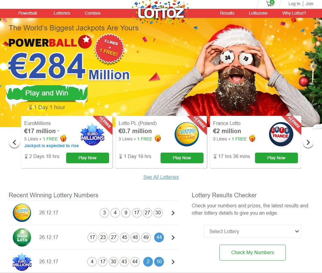 Lotto india online shopping