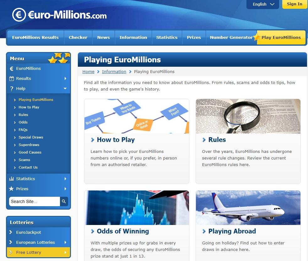 Euro-Millions.com Review