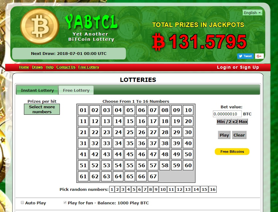 YABTCL Review by Online Lottery Shop