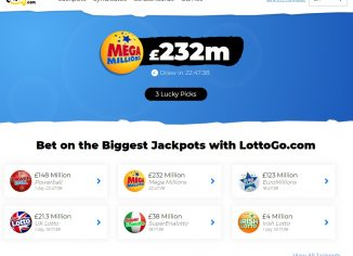 LottoGo Review by Online Lottery Shop